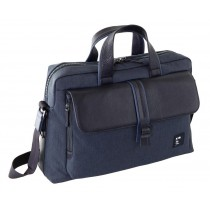 CARTELLA 2 MANICI - COURIER BUSINESS - BLU