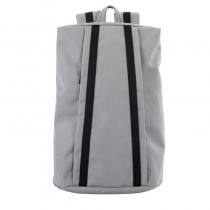 Backpack large light grey