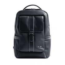 Courier Pro Backpack Medium Black