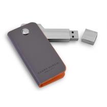 CHIAVE USB - 8 GB - GRIGIO