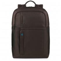 """Zaino fast-check porta PC 15.6"""" e iPad®Air/Pro 9.7""""/iPad 11"""" P16 Chev Testa Moro"""
