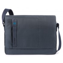"Messenger porta PC 14"" iPad10,5""/iPad 9,7"" P16 Chev Blu"