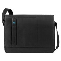 "Messenger porta pc 14"" iPad10,5""/iPad 9,7"" P16 Chev Nero"