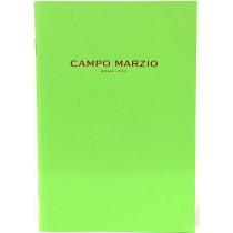 MEDIUM BOOK CAMPO MARZIO LIGHT GREEN