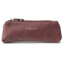 EDGAR PENCIL CASE CURRANT RED
