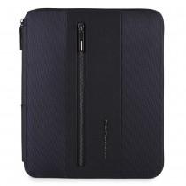Portablocco con scomparto porta iPad®Air/Pro 9,7 Brief Blu