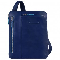 Borsello porta iPad/iPad®Air - Blue Square - Blu Elettrico